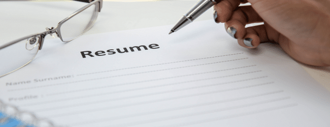 Executive Resume Writing Services Trends in 2021